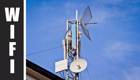 tower wifi